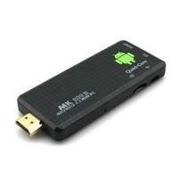 Wholesale Rk3188 Mini - MK809 III Quad Core RK3188 TV BOX Android Smart TV Stick 2GB RAM 8GB ROM Bluetooth WIFI HD Mini PC Dongle