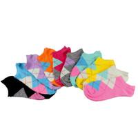 Wholesale Low Cut Boot Girl - Wholesale-12Pair Women Socks 3d Printed Girl Female ladies Short Socks Warm Nylon Boot Candy Color Ankle Low Cut Sport Socks Art Christmas