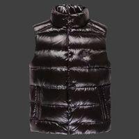 Wholesale Men Body Warmer - M55 French Brand anorak men winter vest gillets UK popular gilets Jacket Body Warmer Man Down and parka anorak vest