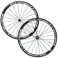 Paire de roues en carbone Superteam Bike Wheel 38mm avec Powerway R36 Moyeu UD finition en carbone chinois