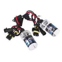 Wholesale Order Hid Lights - 2Pcs H7 35W 6000K HID Xenon H7 Replacement Bulb Lamps Light Conversion Kit Car Head Lamp Light Car Fog Flashlight order<$18no track