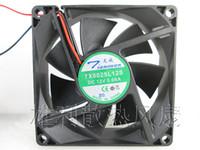 Wholesale Quiet Case Fan - New Original TX8025L12S 12V 0.08A 8025 8cm quiet silent cooling fan
