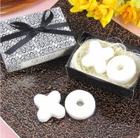 Wholesale Wedding Favor Xo Soap - 20pcs Letter XO Soap For Wedding Party Birthday Baby Shower Souvenirs Gift Favor New