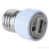 Wholesale Converter E27 G9 - 1PC E27 to G9 base Socket Adapter Converter For LED Light Lamp Bulb Big E00185 SMAD