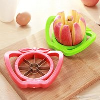 Wholesale Multi Function Cut Fruit Apple - Household tool cut fruit Multi-function stainless steel shredders slicers Cut the apple Enucleated kitchen gadgets device fashion