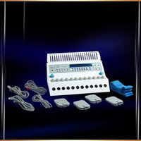 Wholesale Electro Stimulation Instrument - Free Shipping high quality Professional computerized uic burn belly fat slimming system with far infrared ray electro stimulation instrument