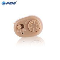 Wholesale Electronic Hearing - Free shipping china electronic shop Guangzhou medical equipement hearing aid big earphones sound amplifier S-213 for the elderly