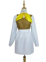 Wholesale alice costume xl resale online - Vocaloid Cosplay Alice of Human Sacrifice Len Kagamine Costume