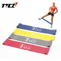 Wholesale Fitness Assist - Wholesale-Wholesale New 4psc lot 4 Levels Available Pull Up Assist Bands Crossfit Exercise Body Ankle Fitness Resistance Loop Band