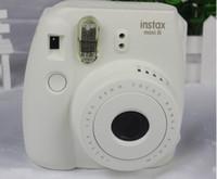 Wholesale New Fuji Camera - Rushed Fujifilm Field Auto New Fuji Mini8 Suite A Polaroid Camera Self Timer Lomo Film Imaging