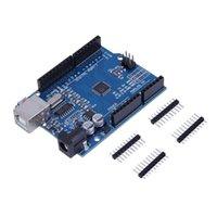 Wholesale Arduino Uno Case - Wholesale-Base Plate for Arduino Uno R3 Case Enclosure No Cable Vehicle Accessories Wholesale