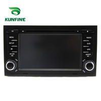 Quad Core 1024 * 600 Android 5.1.1 Auto DVD GPS Navigation Spieler Auto Stereo für Audi A4 S4 RS4 2002-2008 Radio 3G Wifi Bluetooth KF-V2190Q
