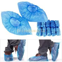 Wholesale Floor Care - Free Shipping Disposable Shoe Covers Pack Of 100pcs   Protect Your Carpets And Floors One Size Fits All
