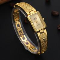 montres haut de gamme en platine achat en gros de-Fine Nouveau Style Explosion modèles soxy bracelet haut de gamme mode femmes fille montre bracelet montre 2 pièce / lot