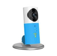 rosa handys großhandel-CLEVER HUND Cleverdog Home Security Kamera WiFi-Monitor Tabletten Smartphones PINK
