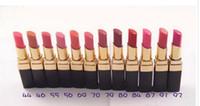 Wholesale Best Shine - New Makeup Lipstick Rouge Shine Lipstick Have 12 Colors Choose Best Qulity