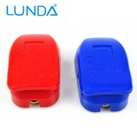 Wholesale Quick Disconnect Terminals - Battery Connector Battery Quick Disconnect Battery Quick Connector Battery Terminal Connector with Caps Top Posts Free Shipping