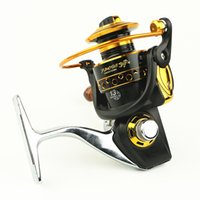 Black spinning reel seats - BQ1000 Full metal reel seat fishing vessel BB Speed ratio Metal bodied Sea pole wheel Road sub spinning wheel