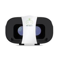 Wholesale Virtual Lighting - FIIT 2S Virtual Reality 3D Smartphone VR Headset Glasses Head Mount Helmet for 4.0''-6.5'' Smartphone No light-leaking