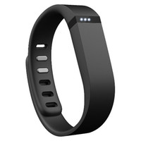 anillos flexibles al por mayor-Venta al por mayor venta directa fitbit flex bluetooth impermeable anillo de mano monitorización del sueño pulsera inteligente función de recordatorio de llamada