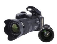 caméscope standard achat en gros de-2017Nouveau PROTAX POLO D7100 appareil photo numérique 33MP FULL HD1080P 24X zoom optique Auto Focus Caméscope Professionnel