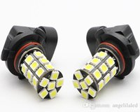 9006 HB4 Auto Advanced Glow 27-SMD LED 5050 Nebelscheinwerfer Weiß Rot Automotive Vechicle DRL Fahrleuchte
