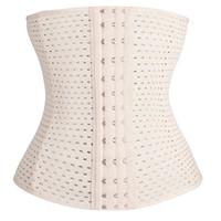 Wholesale Latex Training Waist Corset Wholesale - 2016 Corset corsets Waist Trainers Women Latex Rubber waist cincher Training Belt Underbust Body Shaper Shapewear Underwear S-5XL