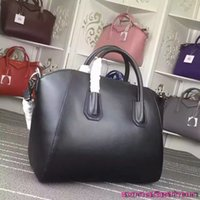 Wholesale Designer Handbags High Quality - 2016 fashion women bag famous brands designer genuine Leather bag luxury high quality women handbag tote bags