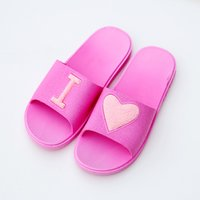 Wholesale Bathroom C - Slippers, indoor bathroom, home bath, summer lovers, lovely antiskid lady slippers