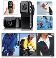 Wholesale Ship Webcams - Mini Camera Mini Thumb DV DVR Hidden Digital Video Recorder mini Camera Spy Webcam Camcorder MD80 free shipping