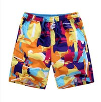 Wholesale-Hot Sales Bermuda Surf Shorts Männer Boardshorts Hosen-Sommer-Beach Resort Wear Quick Dry Stämme Plus Size L-5XL