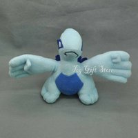 """Wholesale Stuffed Animals For Ems - Free Shipping EMS Cute lugia 5"""" 13CM Plush Doll Stuffed Animals Toy For The Children Gifts New"""