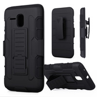 Wholesale Chinese Combo - For ALCATEL OT5025 POP3 Pop 3 Shockproof Future Armor Cases Impact Hybrid Hard Case Cover + Belt Clip Holster Kickstand Combo PC Silicone