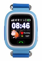 Wholesale Baby Call Monitor - GPS smart watch baby watch Q90 with Wifi touch screen SOS Call Location DeviceTracker for Kid Safe Anti-Lost Monitor PKQ80 Q60