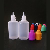 Wholesale Diy E Juice - empty 30ml bottle childproof dropper cap plastic needle tip e juice vapor shop for diy liquid