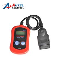 Wholesale Toyota Drop Shipping - Autel MaxiScan MS300 CAN OBD2 Auto OBD2 OBD II Diagnostics Tool Code Reader Scan Tool USB Interface Drop Shipping