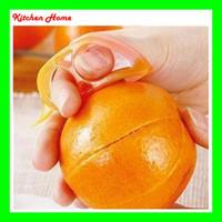 abridor de frutas al por mayor-Cute Mouse Design Orange Peelers Zesters Fruit Slicers Limón Citrus Peeler pelador de frutas slicer naranjas abrelatas regalo promocional