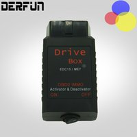 Wholesale Vag Obd2 Bluetooth - VAG Drive Box EDC15 ME7 OBD2 IMMO Deactivator Activator for VW, AUDI,SEAT and SKODA