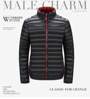 Wholesale Men Best Down Jackets - 2017 New arrival Brand Men Jackets Best Quality Warm Plus Size L-4XL Man Down Jacket Coats For Autumn Winter