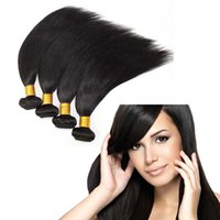 Wholesale Remy Weave Russian - Peruvian Hair Human Hair Weave virgin hair frontal Bundles 100% Natural Human Hair, No chemical dye remy human hair with dhl free