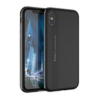 Wholesale Iphone Bumblebee - For iPhone X Bumblebee Case Back Cover PC+TPU 2 In 1 Soft Durable Drop-proof Pretective Phone Cases for iphone X iPaky Case