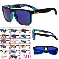 kayak güneş gözlüğü toptan satış-2016 Yaz Plaj Güneş Gözlüğü Açık Spor Skimboarding Gözlük Kayak Güneş Gözlüğü Sörf Gözlük Yeni 731 Unisex Güneş gözlükleri Erkek Kadın