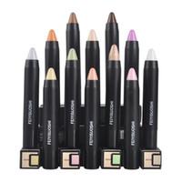 Wholesale Normal Pencil - 12 Colors Makeuo Concealer Waterproof Long Lasting Concealer Palette Makeup Contour Foundation Face Cream Concealer Stick Pencil 2802030
