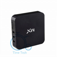 MX XBMC Android TV-Box Dual Core 1G RAM 8G Amlogic 8726 HDMI WiFi DLNA Google Smart TV Mini-PC 1080p Fernseher