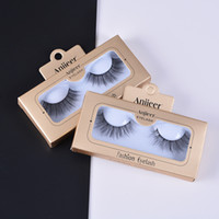 Wholesale Korean Long Hair Styles - Mink Eyelashes 3D Mink Lashes Thick HandMade Full Strip Lashes Cruelty Free Korean Mink Lashes 14 Style False Eyelashes