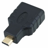 tv f großhandel-Adapter HDMI Buchse auf Micro HDMI Typ D Stecker F / M Konverter Anschluss HD TV Kamera