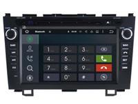 "Wholesale Dvd Gps Navigation Crv - Quad Core Android 5.1.1 car dvd player For 8"" HONDA CRV CR-V 2006-2011 gps bluetooth radio stereo DVR 3G Map camera navigation"