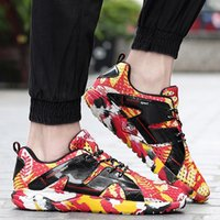 2017 Summer Man Walking Studente maschio Run Ventilazione antiscivolo Hollow Out Network Noodles Motion Shoes