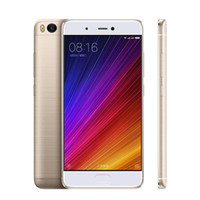 Wholesale Miui Dual Sim - 3GB 64GB Xiaomi Mi 5s Mi5s 64-Bit Quad Core Qualcomm Snapdragon 821 Android 6.0 MIUI 8 5.15 inch 1080P FHD Touch ID 12.0MP Camera Smartphone