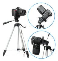Wholesale Slr Stand - WT-330A Foldable Digital Cameras Tripod Stand SLR Micro-SLR Suitable for Canon Accessories for Nikon Camera Tripod